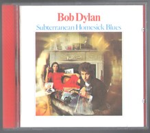 CD 11 TITRES BOB DYLAN SUBTERRANEAN HOMESICK BLUES TRES BON ETAT & RARE - Rock
