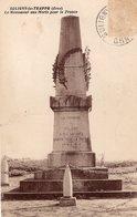 SOLIGNY LA TRAPPE - Le Monument Aux Morts Pour La France - France