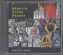 CD 10 TITRES REBECCA COUPE FRANKS SUIT OF AMOR TRES BON ETAT & RARE - Jazz