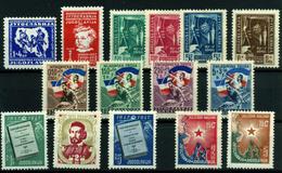 2937- Yugoslavia Nº 460/2, 469/70, 420/21, 445/52 - 1945-1992 Repubblica Socialista Federale Di Jugoslavia