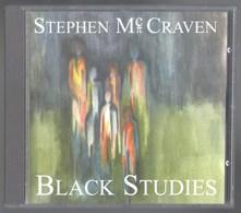 CD 11 TITRES STEPHEN McCRAVEN BLACK STUDIES TRES BON ETAT & RARE - Jazz