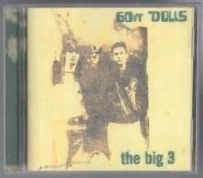 CD 13 TITRES 60 FT DOLLS THE BIG 3 TRES BON ETAT & RARE - Rock