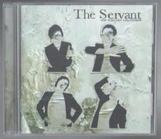 CD 11 TITRES THE SERVANT HOW TO DESTROY A RELATIONSHIP TRES BON ETAT & RARE - Rock