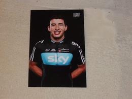 Sergio Henao - Sky Procycling - 2012 (photo KODAK) - Cyclisme