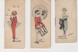 Calendriers - PF_  Illustrateurs 2 De 1924 + 1926  TB - Calendriers