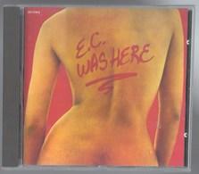 CD 6 TITRES E.C. ERIC CLAPTON WAS HERE TRES BON ETAT & RARE - Rock
