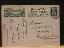77/104     CP  SUISSE  1927 - Interi Postali