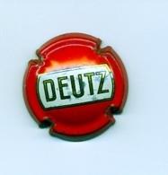 CAPSULE  DEUTZ  Ref  22b  !!!!! - Deutz