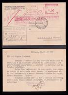BICYCLE Italia 1937 Mi Meterstamp Bicycle Send To ASCIANO F&b........................................................864 - [7] Federal Republic