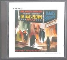 CD 11 TITRES JAMES BROWN LIVE AT THE APOLLO 1962 TRES BON ETAT & RARE - Soul - R&B