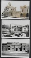 LIMA - Lot De 5 Cartes Photo  - Format Cpa - Pérou