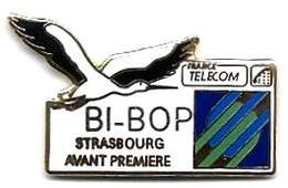 FT36 - BI-BOP - STRASBOURG AVANT PREMIERE - Verso : SM - France Telecom