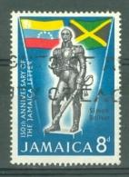 Jamaica: 1966   150th Anniv Of 'Jamaica Letter'   Used - Jamaica (1962-...)