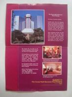 THE GREAT WALL SHERATON HOTEL BEIJING - CHINA, ITT, 1989 APROX. - Tourism Brochures