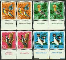 Schweiz Suisse Pro Juventute 1970: Zu 232-235 Mi 936-939 Yv 868-871 ** MNH & Tab Deutsch & Français (CHF 12.00) - Collections, Lots & Series