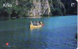 Croatia Chip 100 Units, Rafting - Croatie