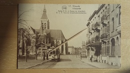 VILVORDE - N° 17 - Eglise N-D _ Avenue De Schaerbeek - Tram 533 - Vilvoorde