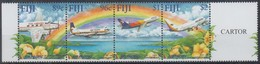 Fidji Fiji 2001 Yvertn° 949-952  *** MNH Cote 10 Euro Avions Vliegtuigen Airplanes - Fidji (1970-...)