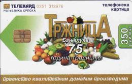 Serbia 350 Units, Chip, Market - Yougoslavie