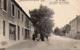 23 CROZE  Route De Féniers - Andere Gemeenten