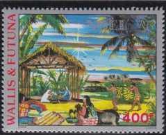 1988 Walis And Futuna - Weihnachten / Christmas / Noel -High Value  -- MNH**  Mi 561 - Ungebraucht