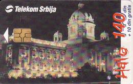 Serbia Telekom, Chip, - Yougoslavie