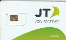 Jersey - JT Global (standard, Micro, Nano SIM) - GSM SIM  - Mint - United Kingdom