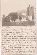 Aosta Fenis Fotografica Chiesa - Italy