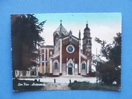 Cartolina San Fior - Arcipretale - 1957 - Treviso