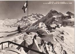Aosta Monte Rosa Dal Furggen Alpinismo Fg - Italie