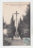 72 - CONLIE / MONUMENT ELEVE A LA MEMOIRE DES MOBILISES BRETONS MORTS à CONLIE - Conlie