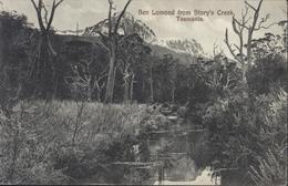CPA Ben Lomond Story's Creek Tasmania YT 60 Mont Wellington CAD St Marys Tasmania 23 Dec 08 Pour Nouvelle Zélande - Autres