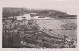 Plage, Port Et Bassins De Boulogne-sur-Mer (62) - - Boulogne Sur Mer
