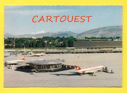 AIRPORT/ AEROPORT/ Aérogare GENEVE COINTRIN  Le Nouvel Aéroport - GE Genève