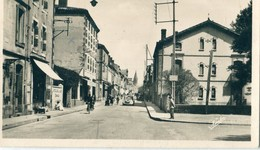 81 - Carmaux : Avenue Jean Jaurès - Carmaux