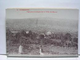 ETHIOPIE - VUE PANORAMIQUE DE LA VILLE D'HARAR - ANIMEE - TRES BEL ETAT - Ethiopia