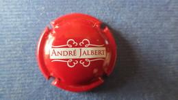 CAPSULE CIDRE ANDRE JALBERT. Rouge Et Blanc - Capsules