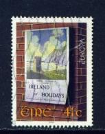IRELAND  -  2003  Europa  41c  Used As Scan - 1949-... Republic Of Ireland