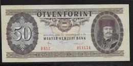 Hongrie - 50 Forint - 1986 - Pick N°170g - SUP - Hongrie