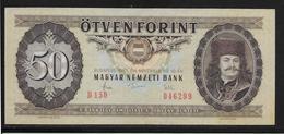 Hongrie - 50 Forint - 1983 - Pick N°170f - SPL - Hongrie
