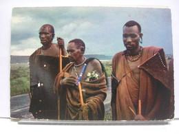 KENYA - GUERRIERS MASSAI - ELEVEURS DE BETAIL - 1966 - Kenya
