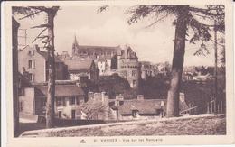 CPA - 51. Vannes Vue Sur Les Remparts - Vannes
