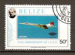 1979 - Concorde - N°432 - Belize (1973-...)