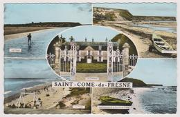 14 - SAINT COME De FRESNE - Multivues - Ed. Gaby Artaud Colorisée - 1964 - Other Municipalities