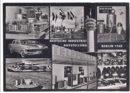 Berlin - Deutsche Industrie Ausstellung 1960 - Mehrbild (7)   - (86000-286) - Allemagne