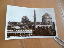 CPA Iraq Bagdad Madon Mosque Mosquée 1956 - Iraq