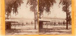 VICHY...2 Vues Stéréoscopiques .carton : 17,5  X 8,5 Cm - Photos Stéréoscopiques