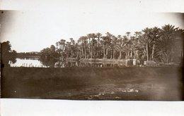 84Vn  Carte Photo Dahomey Porto Novo La Lagune - Dahomey