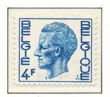 D- [151030] **/Mnh-N° 1643, 4F Bleu, Type Elstrom, Papier Phosphore, SNC - 1970-1980 Elström
