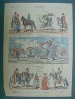 SPAHIS - Imagerie Artistique - Série 2 - N°11 - Illustré Par A. POIRSON - Stampe & Incisioni